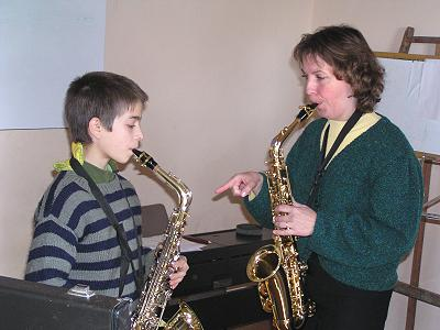 cours de saxophone. Black Bedroom Furniture Sets. Home Design Ideas