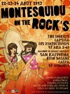 Affiche Montesquiou on the Rock's