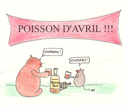 Poisson d'avril 2013